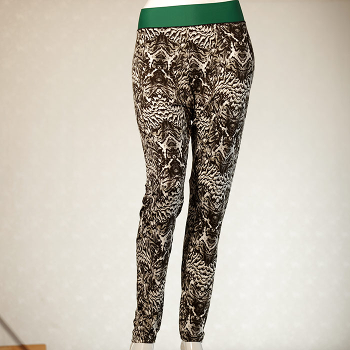 sexy beautyful colourful cotton leggin for women size L